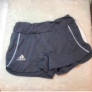 Adidas Size Small Gray Climacool Shorts Bottoms